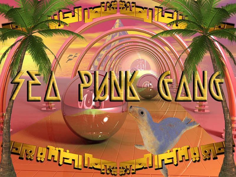 SEA PUNK GANG / MIX SERIES (4)