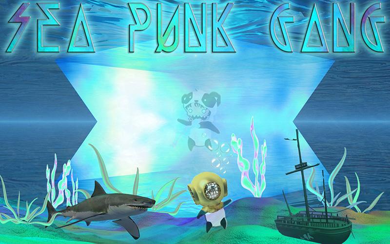 SEA PUNK GANG / MIX SERIES (5)