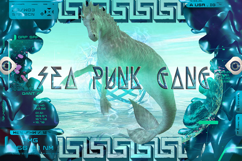 SEA PUNK GANG / MIX SERIES (8)