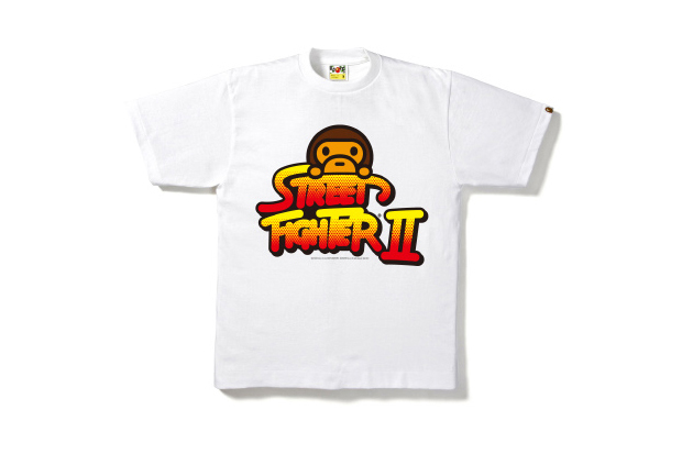 BAPE X STREET FIGHER (7)