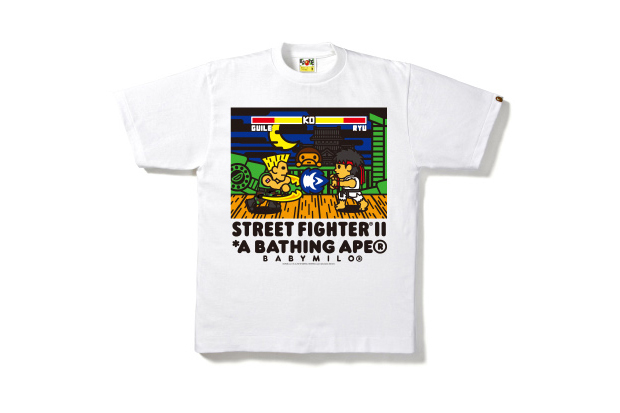 BAPE X STREET FIGHER (8)
