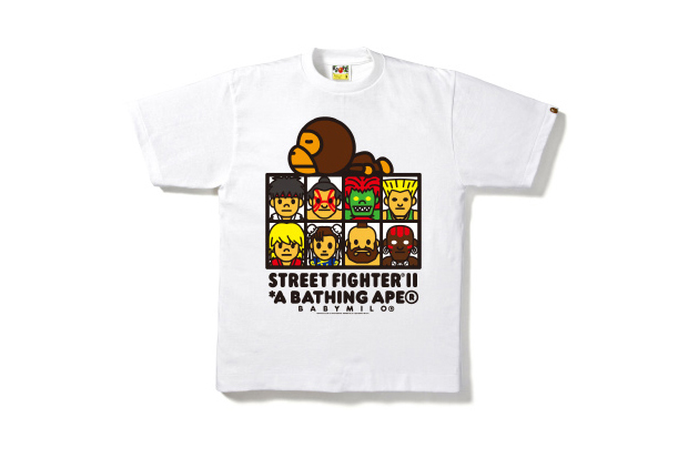 BAPE X STREET FIGHER (9)