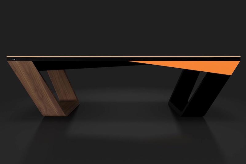 Il tavolo da ping pong da 26k dollari ptwschool for Table 52 2016