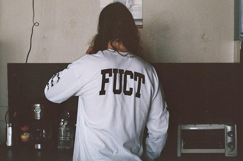 FRIENDS U CAN'T TRUST / FUCT / LOOKBOOK F/W 2012 (7)