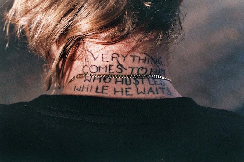FRIENDS U CAN'T TRUST / FUCT / LOOKBOOK F/W 2012 (21)