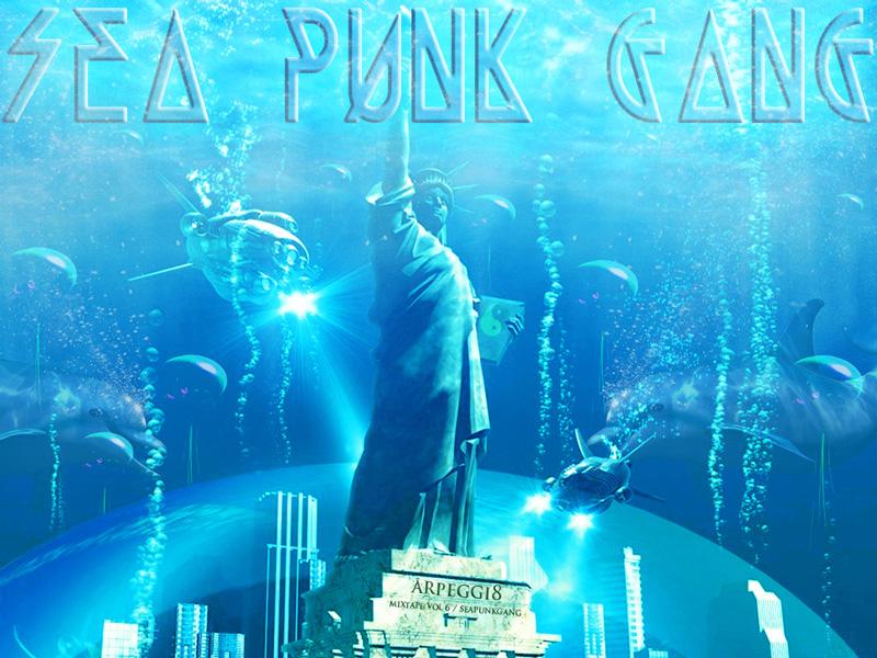 SEA PUNK GANG / MIX SERIES (6)