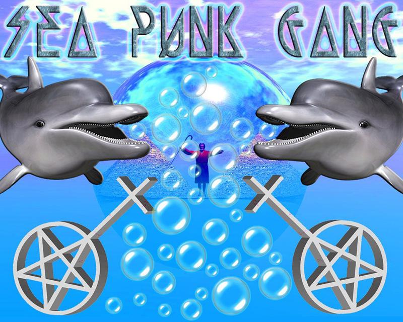 SEA PUNK GANG / MIX SERIES (1)