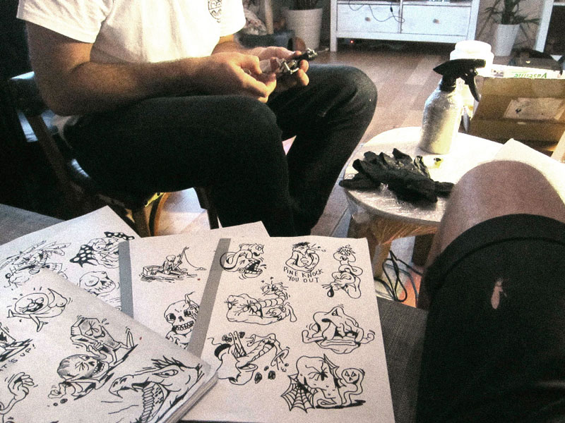 TATTOOS BY HORFEE (2)