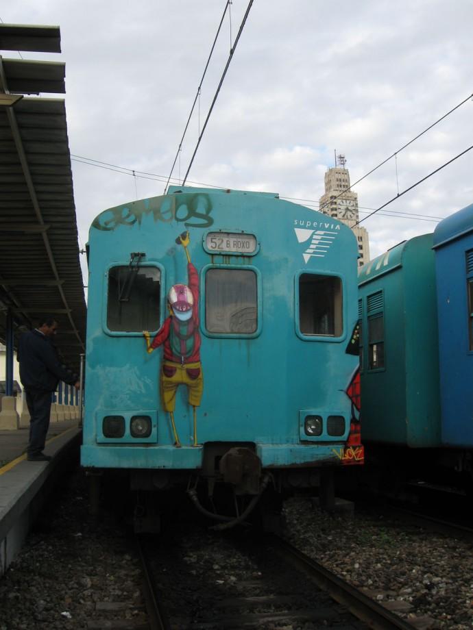 train gemeos