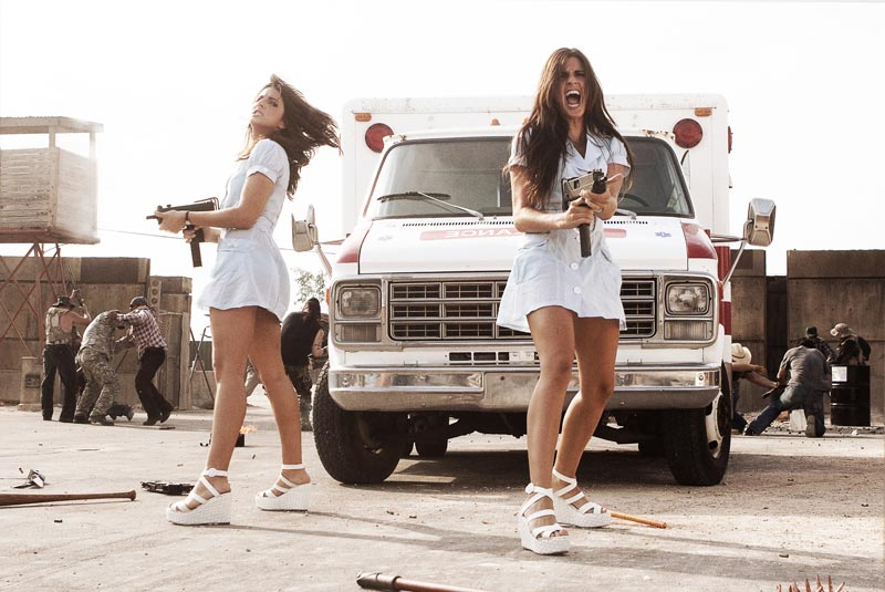Machete Rodriguez Mitra Chicks Who Love Guns