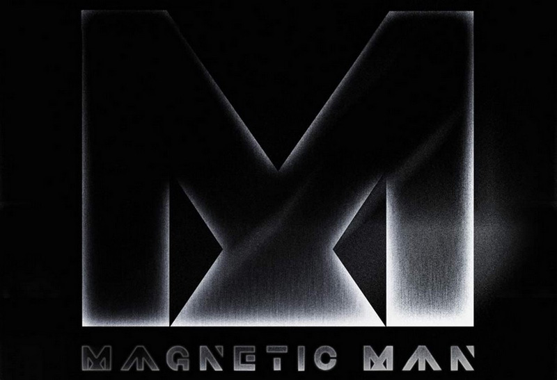 MAGNETIC MAN, ARTWORK BENGA SKREAM