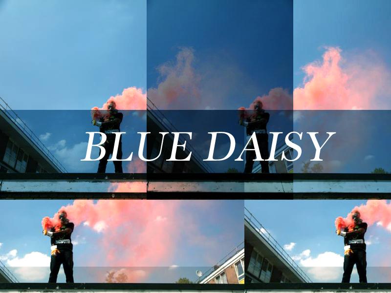 BLUE DAISY ROCKET MILANO 5 FEBBRAIO 2011