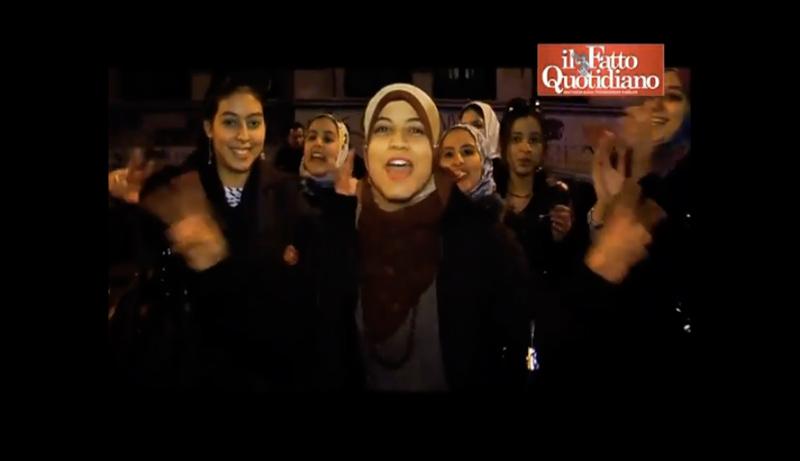 dimissioni mubarak milano via padova il fatto quotidiano