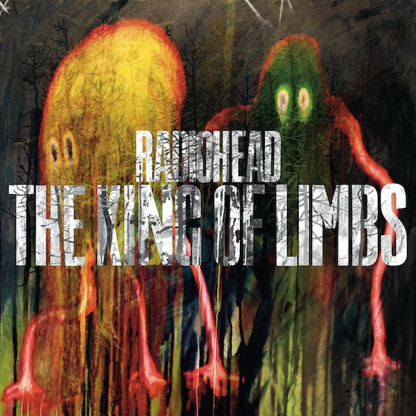 RADIOHEAD, KINGS OF LIMBS