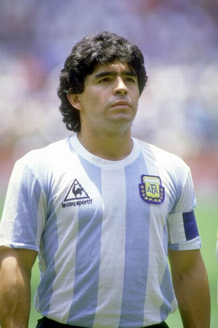 Diego Maradona - Picture Colection