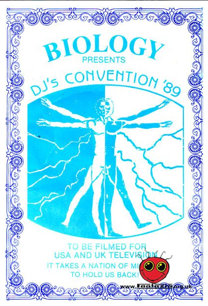 biology dj convention