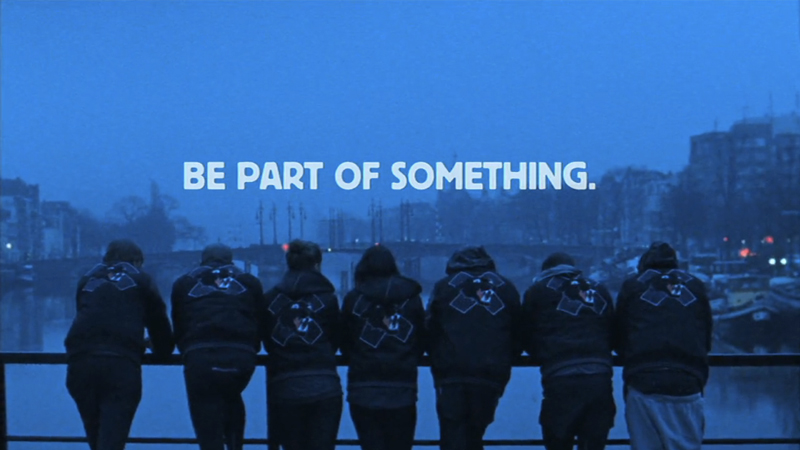 NIKE AMSTERDAM DESTROYER - BE PART OF SOMETHING