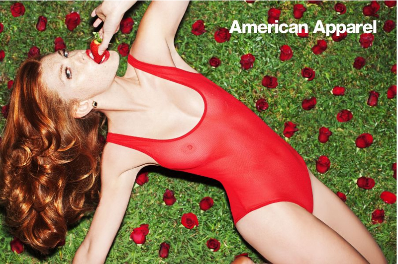 TONY KELLY FOR AMERICAN APPAREL