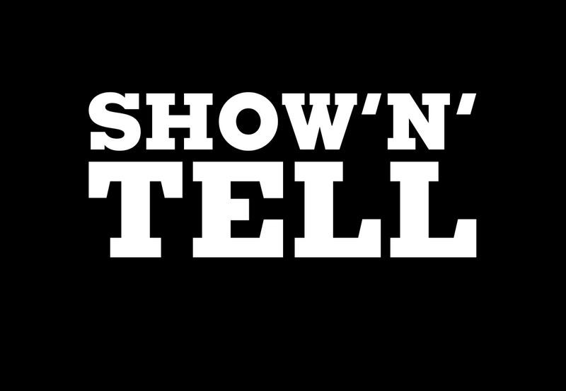 SHOW 'N' TELL / LORENZO SENNI INTERVISTA