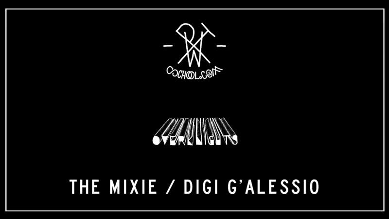 THE MIXIE VOL.8 FEAT. DIGI G'ALESSIO