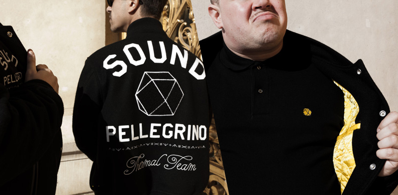 PHENOMENON X SOUND PELLEGRINO