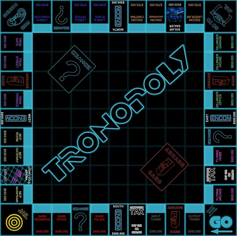 TRONOPOLY