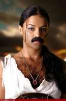 4-Michelle-Rodriguez-Bearded