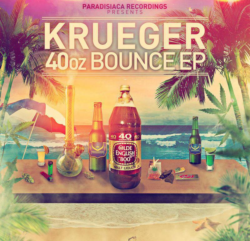 Krueger - 40oz Bounce EP