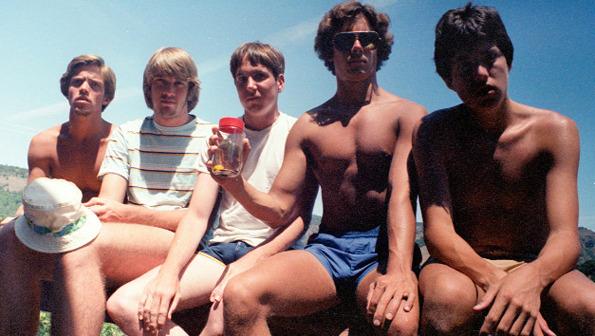 prima nel 1982