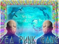 SEA PUNK GANG / MIX SERIES (3)