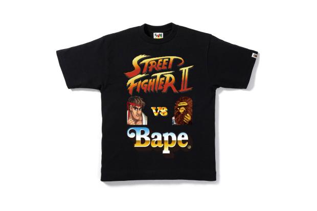 BAPE X STREET FIGHER (2)