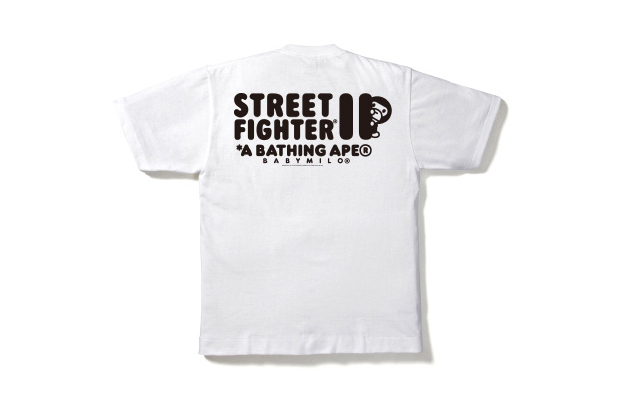 BAPE X STREET FIGHER (5)