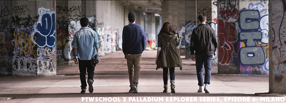 PTWSCHOOL X PALLADIUM