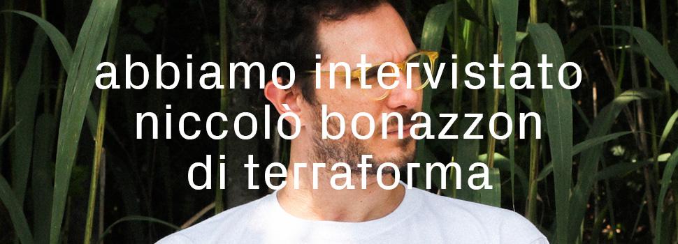NICCOLÒ BONAZZON - INTERVISTA PTWSCHOOL