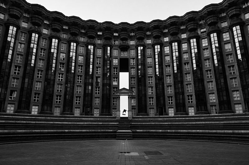 Le foto di luke paige a parigi skate vs architettura for Architettura a parigi